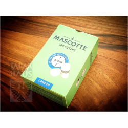 Mascotte Carbon Filter 8mm