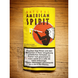 AMERICAN SPIRIT YELLOW