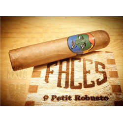 FACES Petit Robusto, 9 Stk.