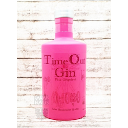 Time out Pink Grapefruit Gin